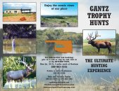 Gantz Trophy Hunt Outside